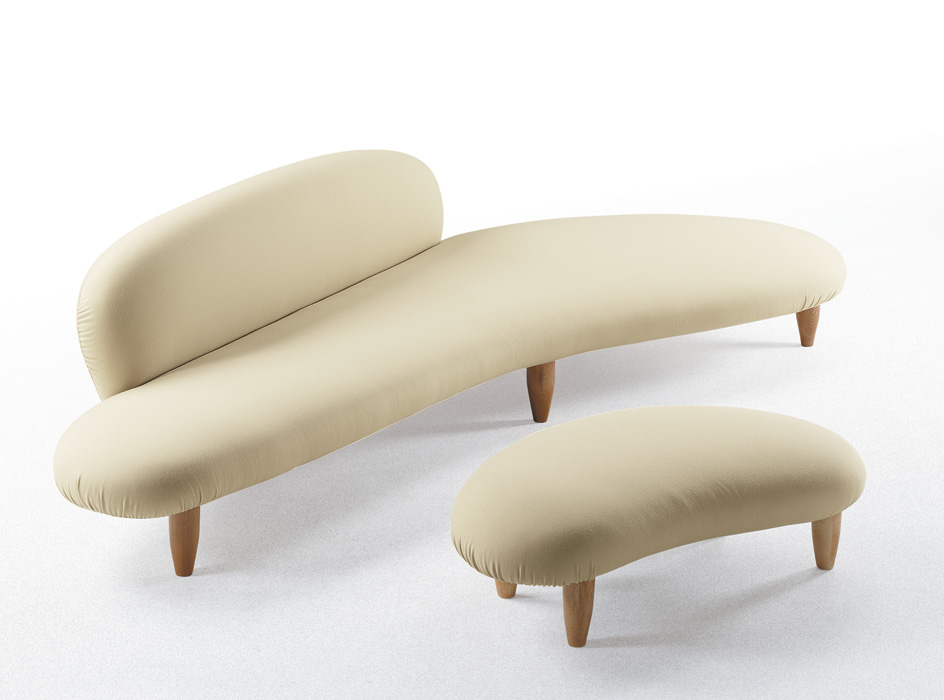Le design sculptural d isamu noguchi on becoming an artist sleek design - Sofa canape difference ...