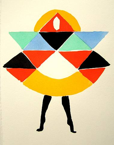Color moves, Sonia Delaunay – Cooper-Hewitt, National