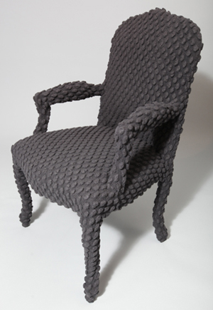 Jeremy Laing - Sweater Chair - Knit fabric