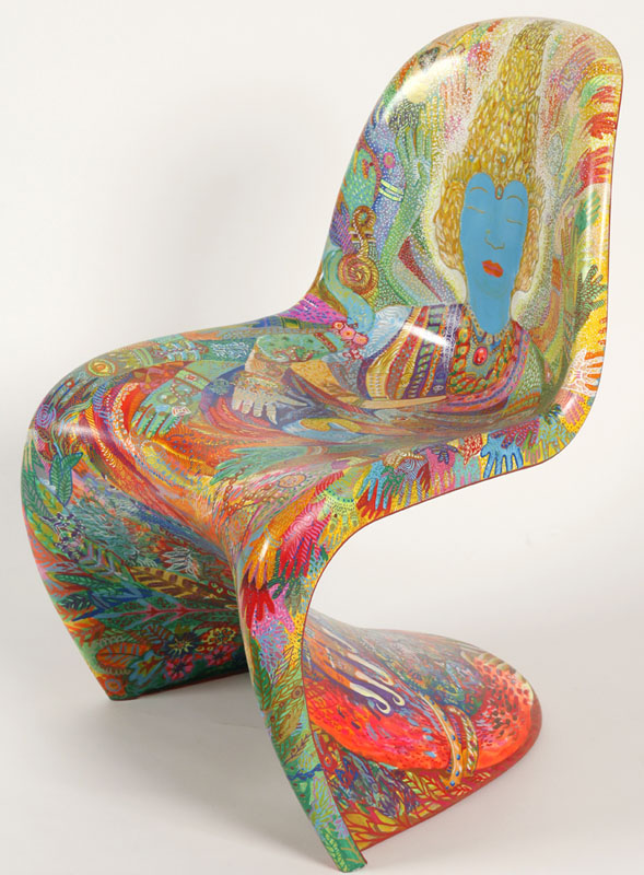 Chaises panton top verner panton chaise image of with for Chaise panton