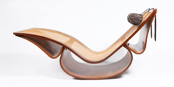 Oscar niemeyer 1907 2012 architecte designer sleek for Chaise longue fr