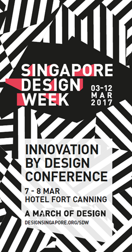 innovation by design sngapore design week sleek design
