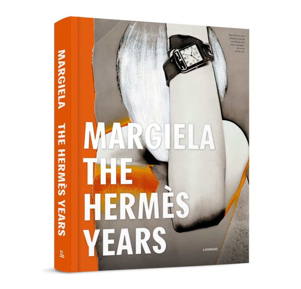 HERMES Autumn Winter 1998 Margiela book - sleekdesign