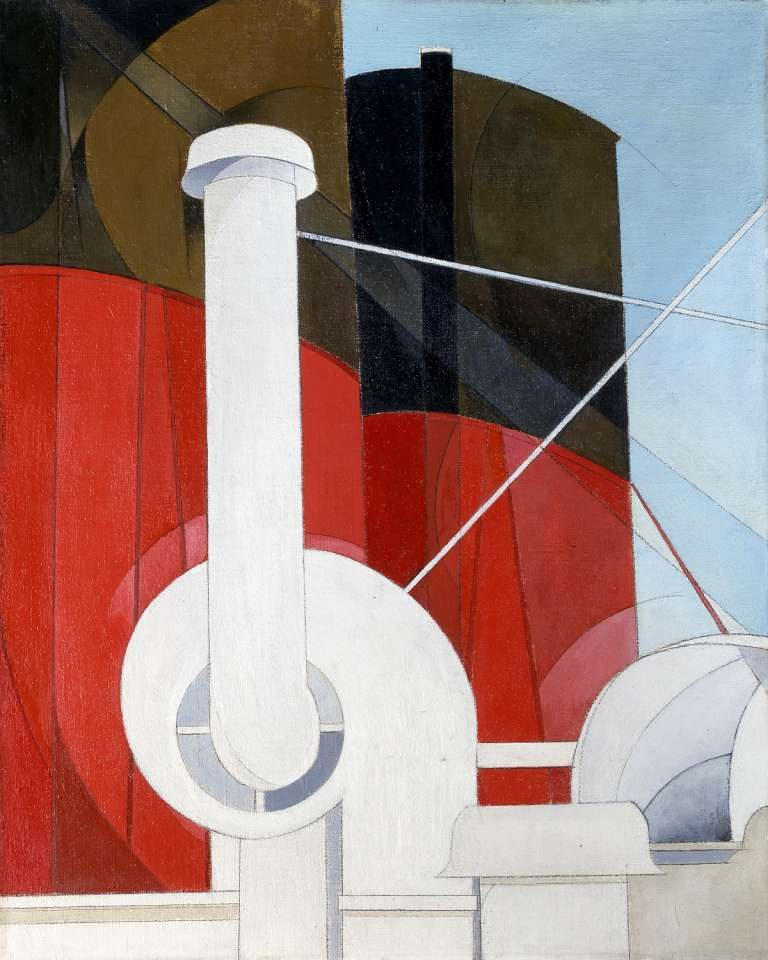 streamliner-v-and-a-sleekdesign-Paquebot-paris2c-Charles-Demuth-1921